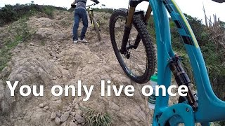Pacifica MTB - Mile + Boy Scout trail -...