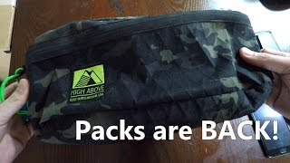 High Above Cascadia Pack Review