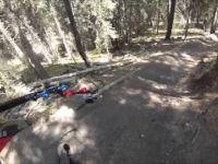 GoPro Canmore Mountain Biking the Black...