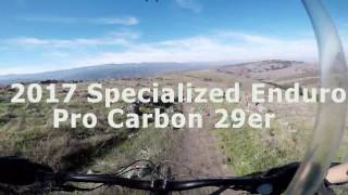 2017 Specialized Enduro Pro Carbon 29 Demo...