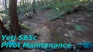 Yeti SB5c Switch Infinity Pivot Maintenance...