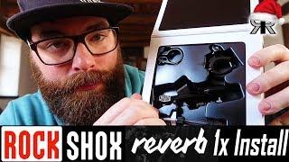 RockShox Reverb 1x Remote Install & Bleed