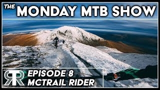 MTB ABOVE THE SNOW LINE BEINN GHLAS | McTrail...