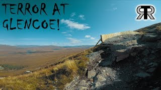WATCH THIS BEFORE RIDING GLENCOE BLACK DH RUN...