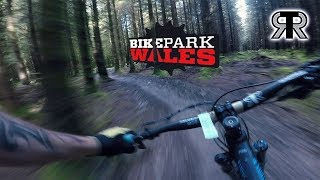 SETTLING IN | Mountain Biking at BikePark Wales