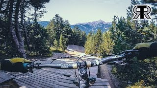 THIS PLACE IS AWESOME! Vallnord Bike Park |...