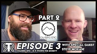 TRAIL TALK EP3 | Steve Mokan from Chasing Epic...