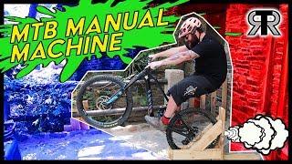 Using The MTB Manual Machine