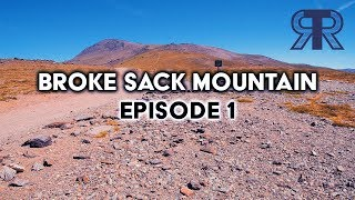 BROKE SACK MOUNTAIN EP1 | MTB Alto Del Chorrillo