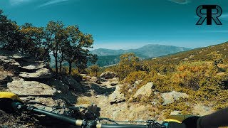 NEW FAVOURITE RIDE! Mountain Biking Sierra...