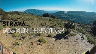 STRAVA SEGMENT PR HUNTING | Mountain Biking...