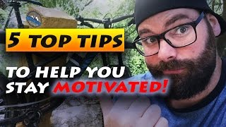 MTB Motivation | 5 Tips for mountain biking,...