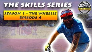 Realistic MTB Wheelie Progression | 4 Weeks |...