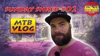 MTB VLOG | We moved in! Sunday Shred #02