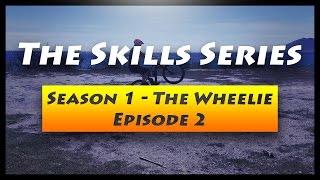Realistic MTB Wheelie Progression | Skills...