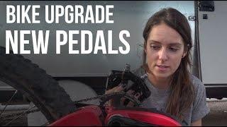 Bike Upgrade: New Pedals - Dusty Betty Women's...