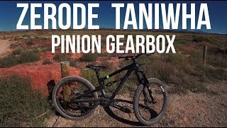 Zerode Taniwha - Pinion Gearbox - Dusty Betty...