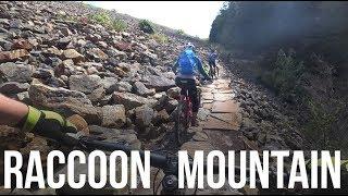 Riding and Crashing at Raccoon Mountain -...