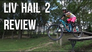 Liv Hail 2 Review: First Impressions - Dusty...