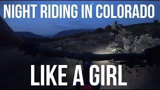 Night Riding in Colorado - Dusty Betty Women's...