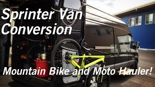 Tom's Sprinter Van Conversion: Motovan &...