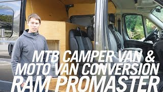 Promaster Camper Van Build