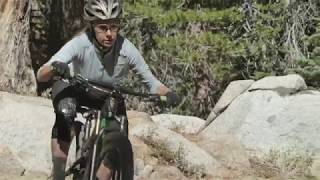 Lake Tahoe Mountain Biking with Jamie