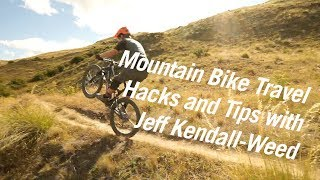 Mountain Bike Travel Hacks