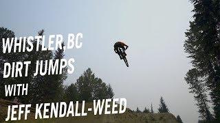 Whistler Bike Park Creekside MTB Dirt Jumps...