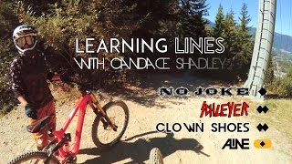 Whistler Bike Park | Learning Lines with...