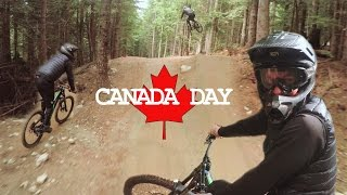 Whistler Bike Park | Canada Day Rip with Mark...