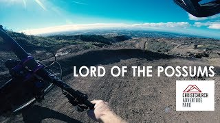 LORD OF THE POSSUMS | Christchurch Adventure...