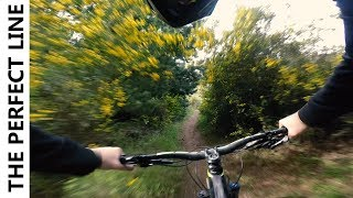 Fenceline Mountain Bike Trail Christchurch...