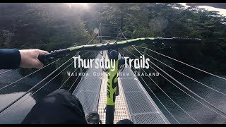 EPIC views & trails riding at Wairoa Gorge...