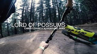 Lord Of The Possums - Christchurch Adventure...