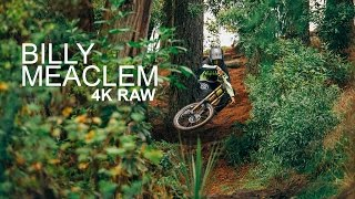 Billy Meaclem Christchurch Downhill RAW 4K GH5