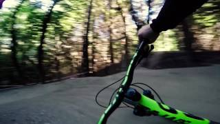 Original Skyline Mountain Biking Queenstown POV