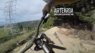 70 JUMP Downhill Mountain Bike trail -...