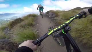 The most scenic shuttleable mountain bike...