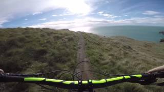 Anaconda Mountain BIking with Go Pro Zhi Yun...