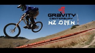 Gravity Canterbury NZ Downhill Open 2016