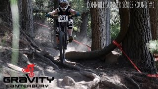 Gravity Canterbury 2015 Downhill Mountain Bike...