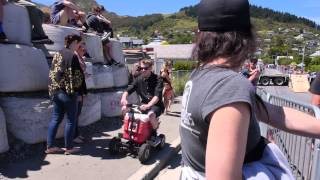 Behind The Line EP1 - Lyttelton Urban Downhill...