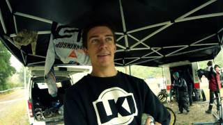 Sam Blenkinsop 1st - Oceania DH 2014 Interview