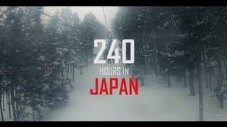 Japan Powder Skiing Trip 2013