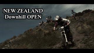 2012 Downhill NZ Open // Lava Flow Christchurch