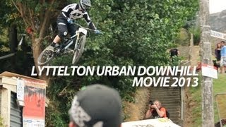 Lyttelton Urban Downhill 2013 MOVIE - 30,000...
