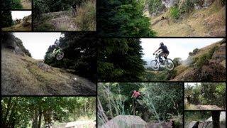 Te Mata Peak Downhill & Dirt Jumping - The...