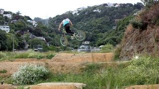 Galloway Park Dirt Jumps Wellington - EP3 Whip...