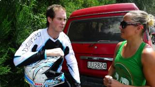 Cam Cole Interview Part One - Mt Hutt DH Round...
